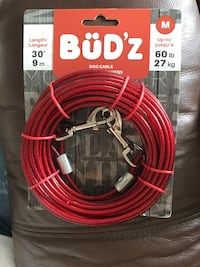 30' Dog Tie Out Cable Mississauga, L5A 3B2