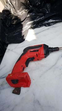 red and black corded power tool Long Beach, 90813