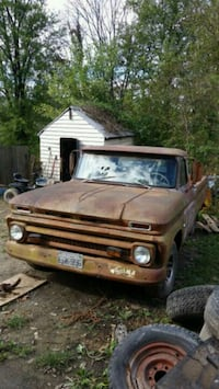 Chevrolet - c 10 - 1964 Harpers Ferry, 25425