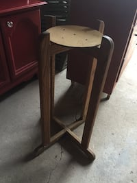 All wood water container stand  Bradford West Gwillimbury, L0G