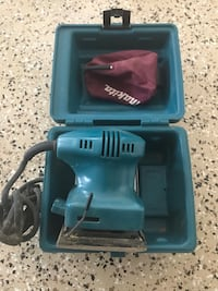 MAKITA PORTABLE FINISHING SANDER Langley City