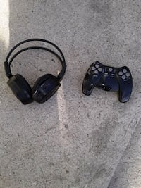 Gaming controllers & headsets