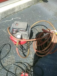 red and black pressure washer Essex, 21221