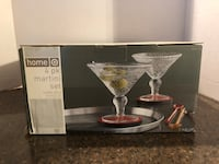4 Pack Martini Set 3 Sets Available $6 Each Manassas, 20112