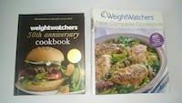 Weightwatchers 2 books Toronto, M2K