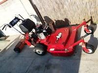 "Extreme Metro 36"" Ride behind Mower Inglewood"