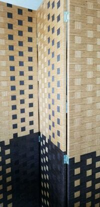 6ft TWO-TONE 3 PANEL ROOM DIVIDER  Centreville, 20121