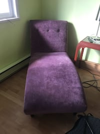 purple and black fabric padded chair Burnaby, V5A 2R3