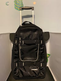 OGIO Pull-Through Travel Bag Carry-On, Fits Overhead Bins.  West Milwaukee, 53214