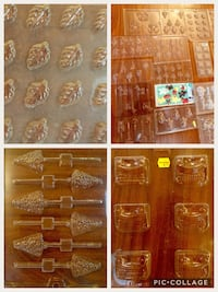 clear plastic accessory frame lot collage Miramar, 33029