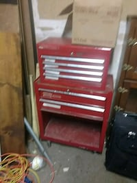 red tool cabinet Lafayette, 80026