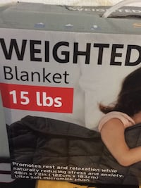 Weighted blanket Des Moines, 50320