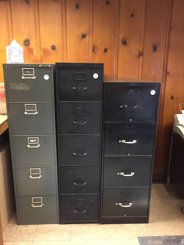 used black metal 4 drawer filing cabinet for sale in hayward letgo rh gb letgo com
