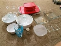 white and red plastic food containers 2248 mi