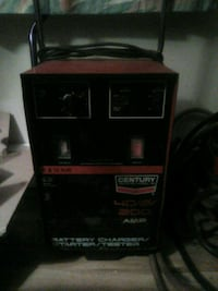Battery charger booster