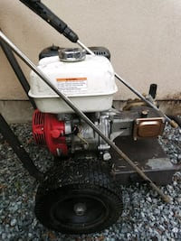 Honda 270 pressure washer