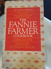 The Fannie Farmer cookbook Midland, 79701