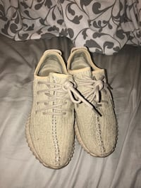 pair of brown Adidas Yeezy Boost 350 sneakers Mississauga, L5H
