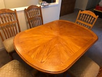 Dining Room Table  Alexandria, 22306