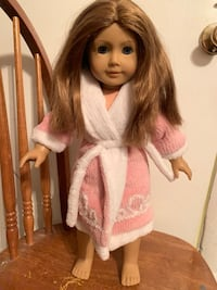 American Girl Doll Emily's robe/dressing gown Warrenton, 20187