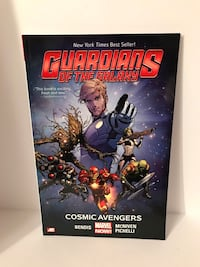 Guardians of The Galaxy New York, 10306