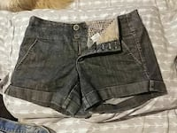 women's denim shorts London, N6B 1G8