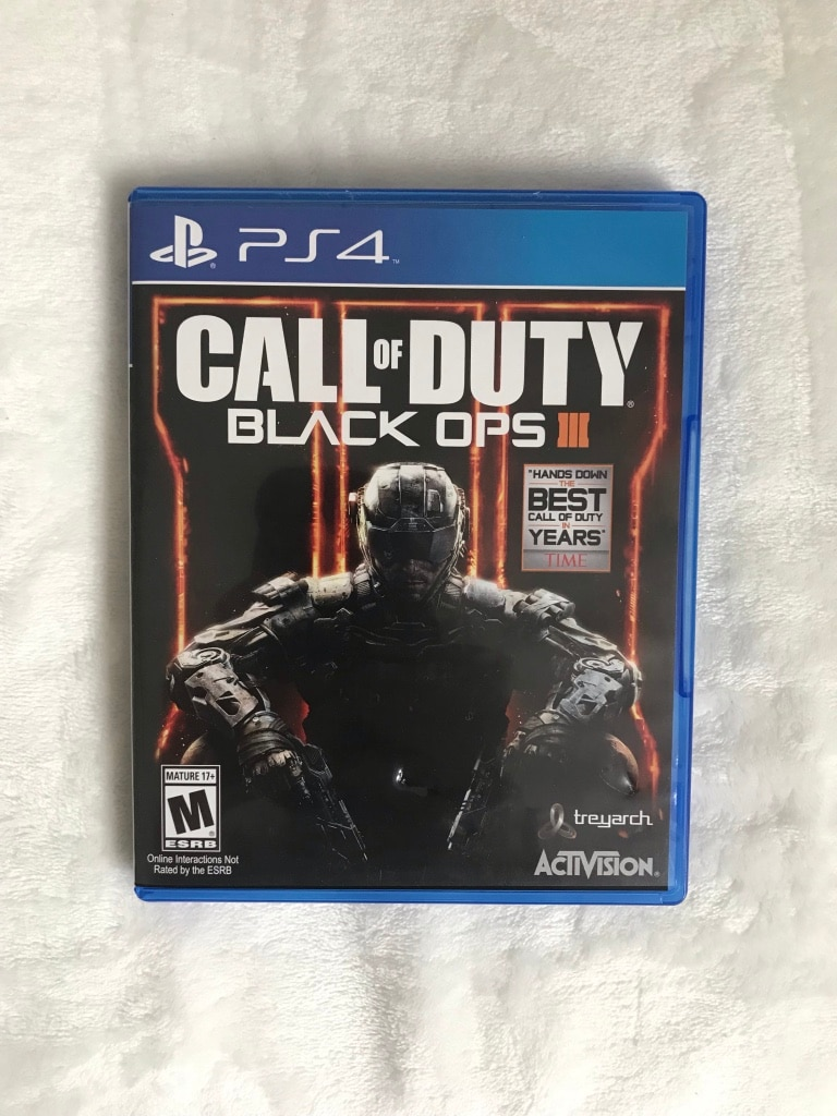 Photo Call of Duty: Black Ops III - Standard Edition - PlayStation 4