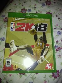 NBA 2K18 for Xbox One Dumfries, 22026