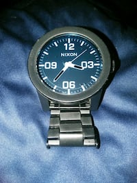 """Nixon """"The Coroporal"""" SS 100M Watch Spring Valley, 91977"""