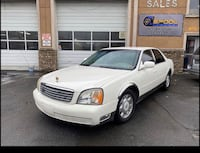 2002 Cadillac Deville Jersey City