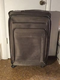 Delsey large suitcase
