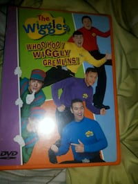 The wiggled dvd