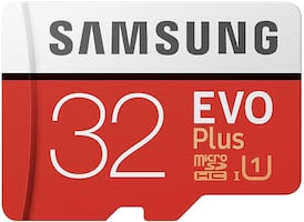 Samsung 4K 32GB EVO Plus micro SDXC - BRAND NEW