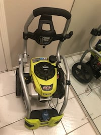 Ryobi pressure washer, only used once brand new. $325 OBO must pick up San Antonio, 78209