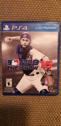 mlb the show 15 ps4 Mississauga, L4W 2V9