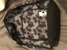 Skullcandy tie dyed backpack