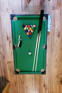 Mini billiards/pool table Vancouver, V5W 0A2