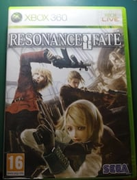 Resonance of fate Granada, 18014
