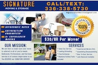 Signature movers  Germantown, 20874