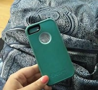 green and white iPhone case Bristol, 37620