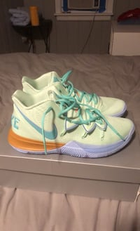 Nike Kyrie 5 Squidward Tentacles size 9.5 Falls Church, 22042