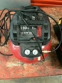 black and red Porter Cable air compressor Decatur, 30034
