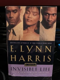E Lynn Harris Book Collection