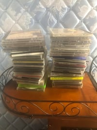 50 cds in cases no certain titles $12 Taneytown, 21787