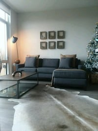 sofa,gray color new  Tysons
