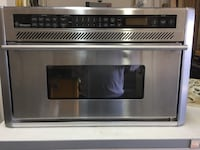 """36"""" range top, 36"""" hood, 30"""" double oven and 30"""" microwave monogram appliances used good condition"""