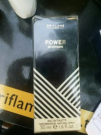 oriflame power woman edt  Istanbul