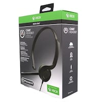 NEW POWERA CHAT HEADSET FOR XBOX ONE pickup yonge & bloor area Toronto