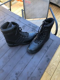 Never used Swat boots Waterford, 06385