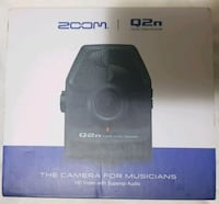 ZOOM Q2N HANDY VIDEO RECORDER   Brampton, L6P 3A3